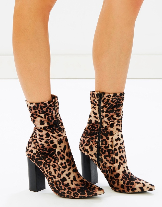 SPURR - ICONIC EXCLUSIVE - Lyta Sock Ankle Boots