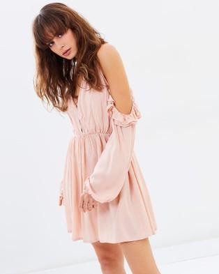 Lilya – Yani Dress Rose