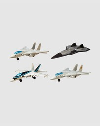 Matchbox - Sky Busters Top Gun Legends: Past and Present 4-Pack