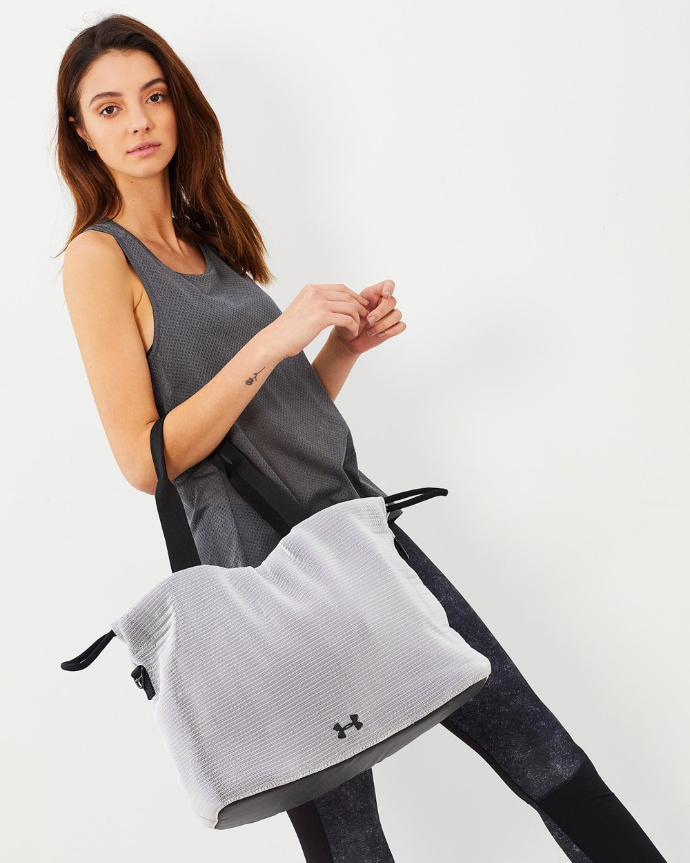 0f1ef76c0b44 UA Cinch Mesh Tote by Under Armour Online