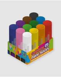Little Brian Paint Sticks - Chunkie Paint Sticks 12-Pack  - Kids