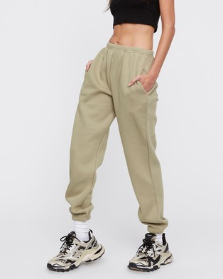Lioness Academy Sweatpants - Sweatpants (Sage)