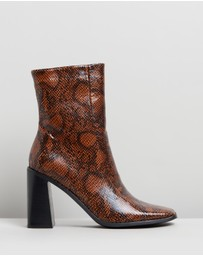 SPURR - Hallie Ankle Boots