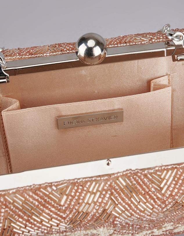 Women Bride Box Clutch