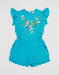 Coco & Ginger - Magnolia Playsuit - Kids