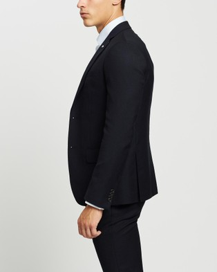Calvin Klein - Extreme Slim Suit Jacket Suits & Blazers (NAVY)