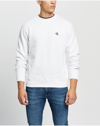 Calvin Klein Jeans - CK Essential Regular Crew Neck Sweatshirt