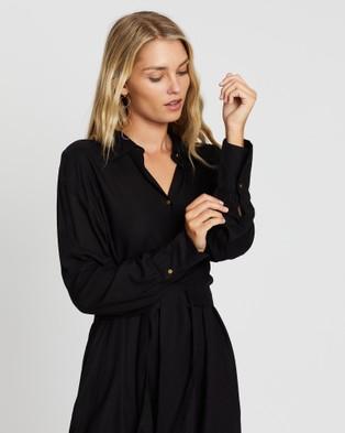 KAJA Clothing Ariana Dress - Dresses (Black)