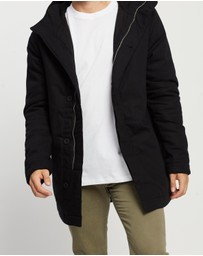 Assembly Label - Padded Frontier Canvas Parka