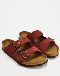 Birkenstock - Unisex Arizona Nu Soft Oiled Sandals