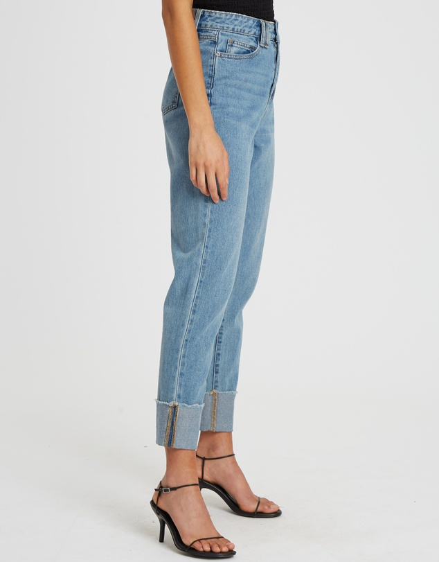 Calli - Julian High Waisted Jeans