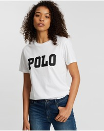 Polo Ralph Lauren - Big Polo Short Sleeve Knit Tee