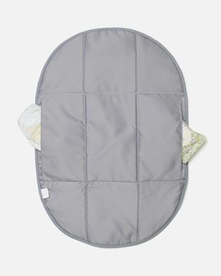 Storksak Poppy Quilt Nappy Bag - Backpacks (Navy)