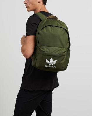 adidas Originals Classic Backpack - Backpacks (Wild Pine)