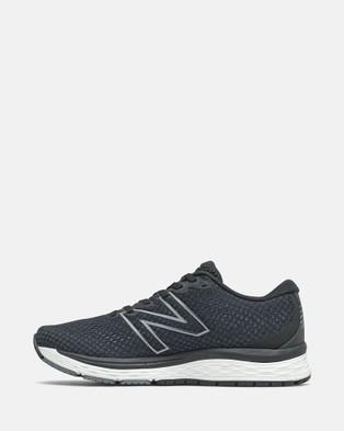 New Balance Solvi v3 Standard Fit Men's Performance Shoes Black