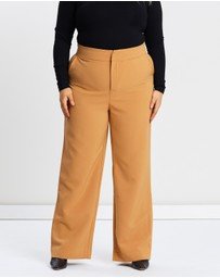 Atmos&Here Curvy - Jessica Tailored Pants