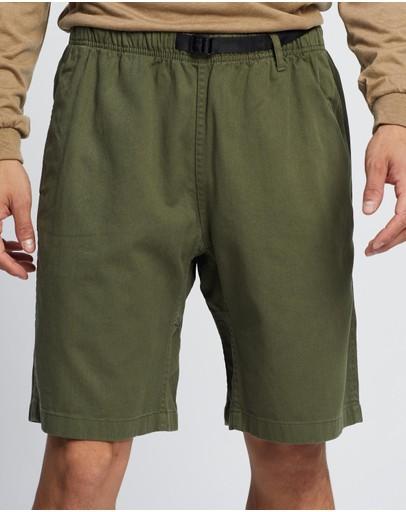 Gramicci G-shorts Olive