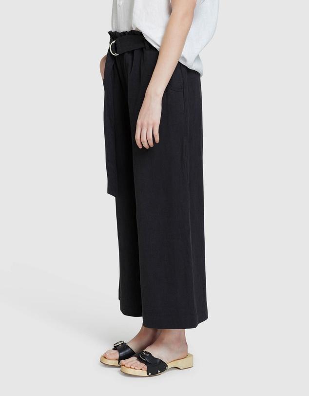 Women Celine Linen Pants