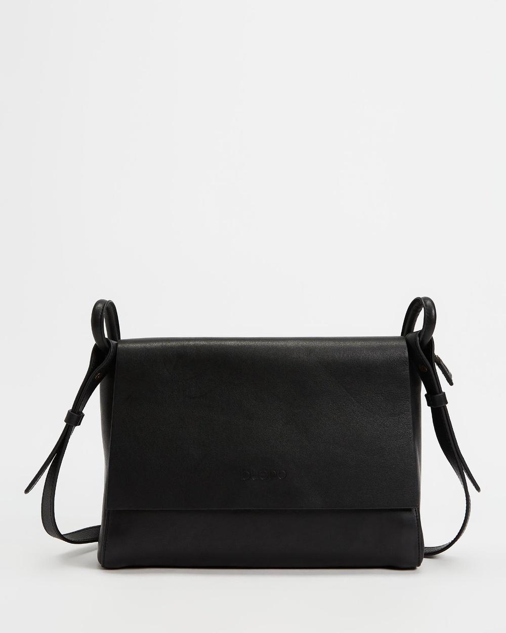 Bueno Delaney Handbags Black Handbags Australia