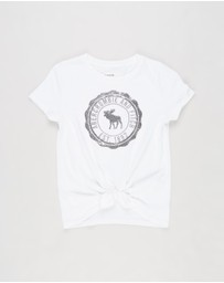 Abercrombie & Fitch - Short Sleeve Tech Core Tee - Kids-Teens