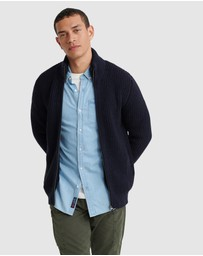 Superdry - Downhill Zip Through Cardigan