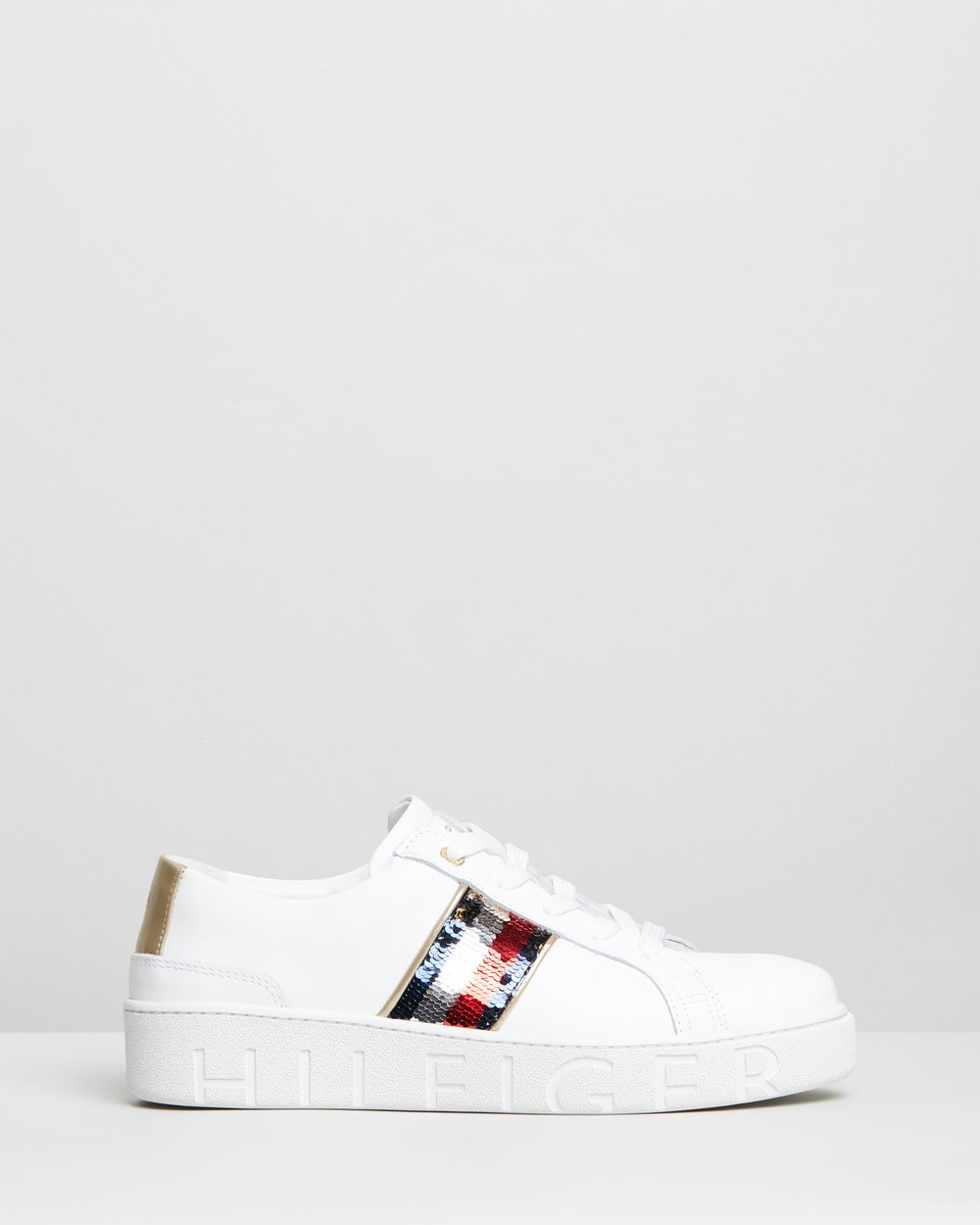 80deab461 Sequins Fashion Sneakers - Women s by Tommy Hilfiger Online