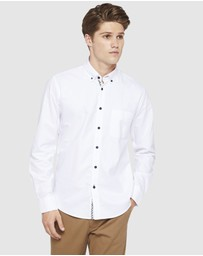 Oxford - Stratton Oxford Weave Shirt