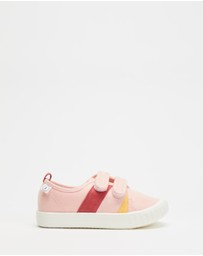 Walnut Melbourne - Play Ben Retro Canvas Sneakers - Kids