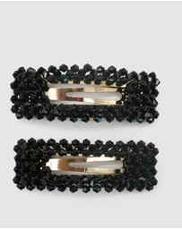 Morgan & Taylor - Lorenza Hair Clip Set