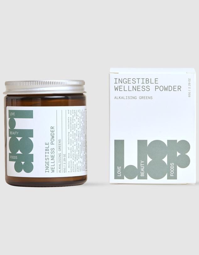 Life Alkalising Green Wellness Powder 65g