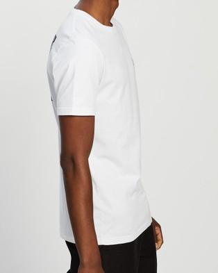 Rusty Eco Warrior Short Sleeve Tee - T-Shirts & Singlets (White)