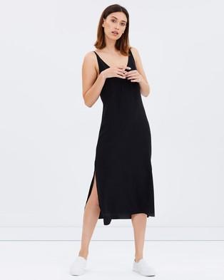 Elka Collective – Suki Dress – Dresses (Black)