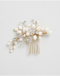 Ivory Knot - Kate Hair Comb
