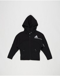 adidas Performance - Z.N.E Loose Full-Zip Hoodie - Kids-Teens