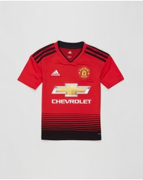 adidas Performance - Manchester United Home Jersey - Kids-Teens