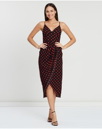 Cooper St - Flashdance Drape Dress