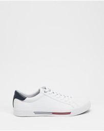 Tommy Hilfiger - Essential Leather Sneakers - Men's