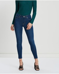 TOPSHOP - MOTO Leigh Jeans