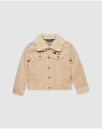 Polo Ralph Lauren - Cord Trucker Outerwear Jacket - Kids