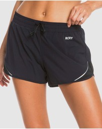 Roxy - Womens Vertigo Valley Technical Shorts