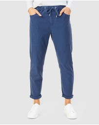 French Connection - Relaxed Denim Joggers
