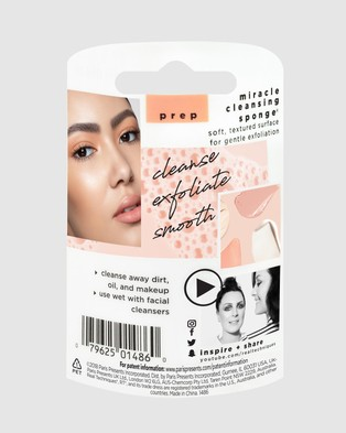 Real Techniques Miracle Cleansing Sponge - Bags & Tools (1486 )