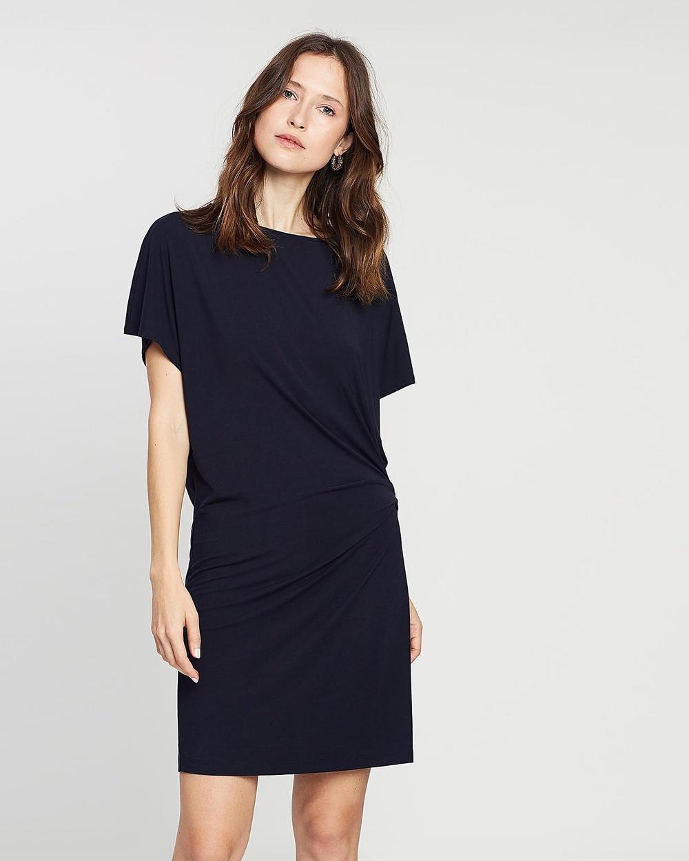SABA Ink Nora Tie Dress