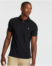 Polo Ralph Lauren - Basic Mesh Short Sleeve Knit Polo