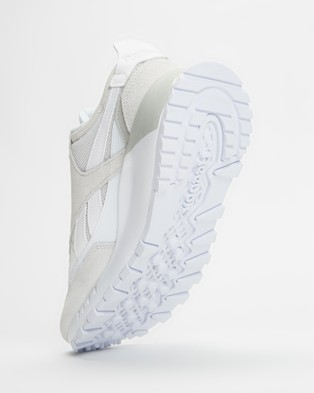 Reebok CL Legacy   Unisex - Lifestyle Sneakers (White, True Grey & Skull Grey)