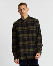 Norse Projects - Anton Brushed Flannel Check Shirt