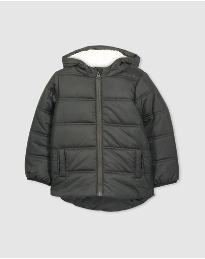 Milky - Puffer Jacket - Kids