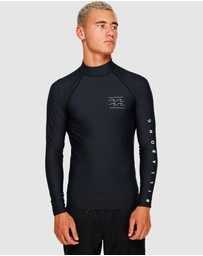 Billabong - Unity Pf Long Sleeve Rash Vest