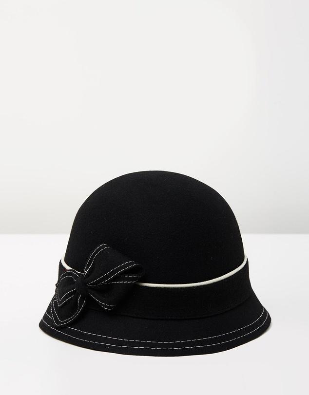Women Felt Ladies Winter Hat