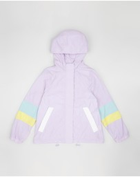 Free by Cotton On - Colour-Block Jacket - Teen